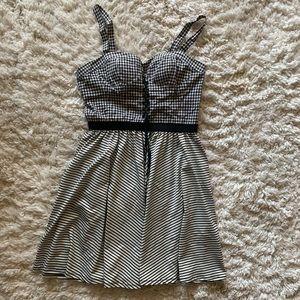 Betsey Johnson Gingham dress